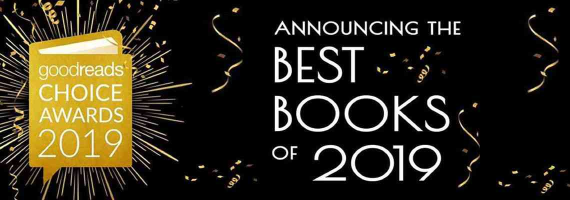 Goodreads Choice Awards December 2019