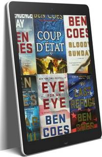 Ben Coes Series 11 eBook Boxed Book Set ePub and MOBI Editions
