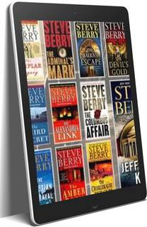 Steve Berry Series 28 eBook Boxed Book Set ePub and MOBI Editions