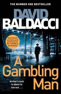 A Gambling Man (Archer 02) by David Baldacci