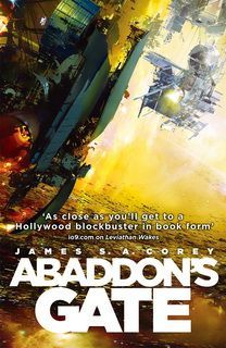 Abaddon's Gate (The Expanse 03) by James S. A. Corey
