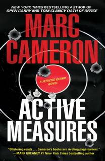 Active Measures (Jericho Quinn 08) by Marc Cameron