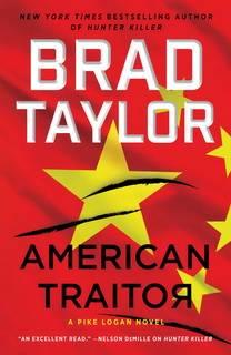 American Traitor (Pike Logan 15) by Brad Taylor