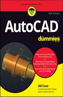 AutoCAD For Dummies 18th Edition by Bill Fane €1.99 Only!
