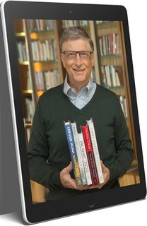 Bill Gates recommended books Boxed Book Set ePub and MOBI Editions