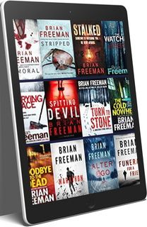 Brian Freeman Series 21 eBook Boxed Book Set ePub and MOBI Editions