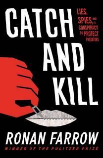 Catch and Kill by Ronan Farrow