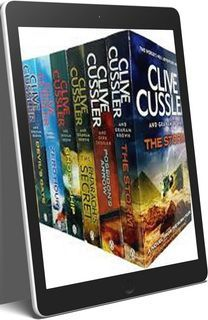 Clive Cussler NUMA Files Series 17 eBook Boxed Book Set ePub and MOBI Editions