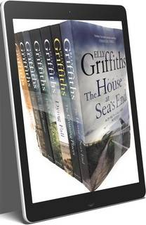 Elly Griffiths Dr. Ruth Galloway Series 13 eBook Boxed Book Set ePub and MOBI Editions