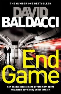 End Game (Will Robie 05) by David Baldacci