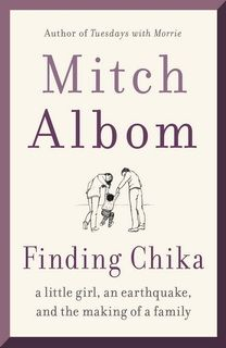 Finding Chika by Albom Mitch
