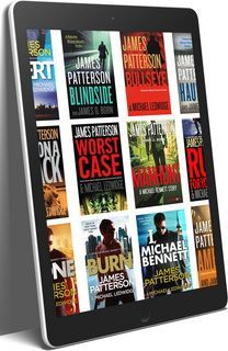 James Patterson Michael Bennet Series 14 eBook Boxed Book Set ePub and MOBI Editions