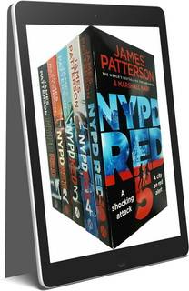 James Patterson NYPD Red Series 6 eBook Boxed Book Set ePub MOBI Editions