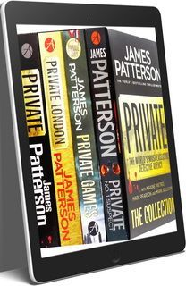 James Patterson Private (Jack Morgan) Series 17 eBook Boxed Book Set ePub and MOBI Editions
