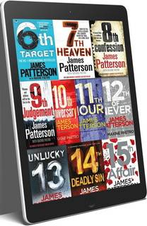James Patterson Women's Murder Series 21 eBook Boxed Book Set ePub and MOBI Editions