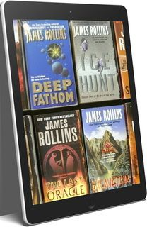 James Rollins Sigma Force Series 20 eBook Boxed Book Set ePub and MOBI Editions