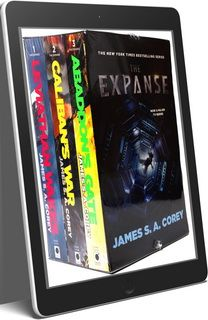 James S. A. Corey Expanse Series 12 eBook Boxed Book Set ePub and MOBI Editions