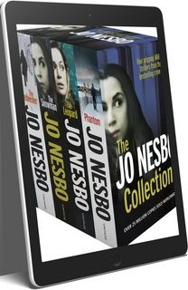 Jo Nesbo Series 17 eBook Boxed Book Set ePub and MOBI Editions