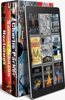 John Connolly Series 28 eBook Boxed Book Set ePub and MOBI Editions