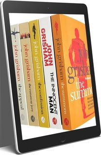 John Grisham Series 44 eBook Boxed Book Set ePub and MOBI Editions