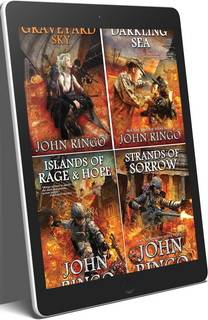 John Ringo Series 45 eBook Boxed Book Set ePub and MOBI Editions