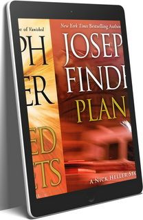 Joseph Finder Nick Heller Series 5 eBook Boxed Book Set ePub and MOBI Editions