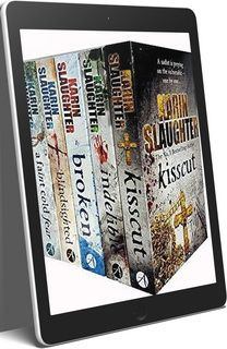 Karin Slaughter Series 26 eBook Boxed Book Set ePub and MOBI Editions