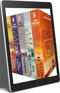 Lee Child Jack Reacher Series 32 eBook Boxed Book Set ePub and MOBI Editions