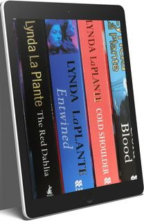 Lynda La Plante Series 34 eBook Boxed Book Set ePub and MOBI Editions