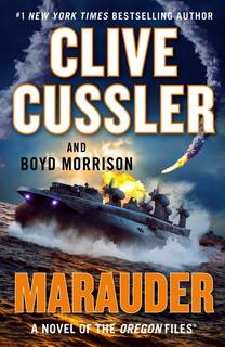 Marauder (Oregon Files 15) by Clive Cussler