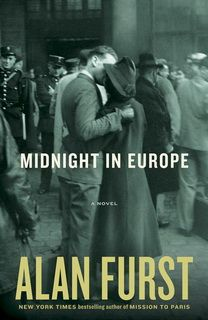 Midnight in Europe (Night Soldiers 13) by Alan Furst