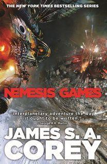 Nemesis Games (The Expanse 05) by James S. A. Corey