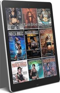 Patricia Briggs Series 27 eBook Boxed Book Set ePub and MOBI Editions