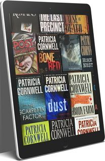 Patricia Cornwell Series 35 eBook Boxed Book Set ePub and MOBI Editions