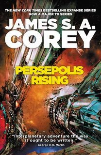 Persepolis Rising (The Expanse 07) by James S. A. Corey