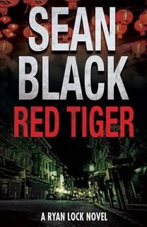 Red Tiger (Ryan Lock 09) by Sean Black