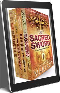 Scott Mariani Ben Hope Series 25 eBook Boxed Book Set ePub and MOBI Editions