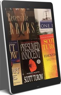 Scott Turow Series 14 eBook Boxed Book Set ePub and MOBI Editions