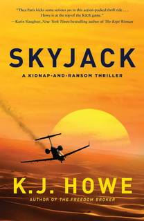 Skyjack (Thea Paris 02) by K.J. Howe