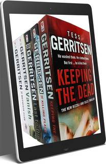 Tess Gerritsen Rizzoli & Isles Series 12 eBook Boxed Book Set ePub and MOBI Editions