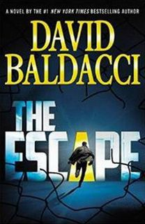 The Escape (John Puller 03) by David Baldacci