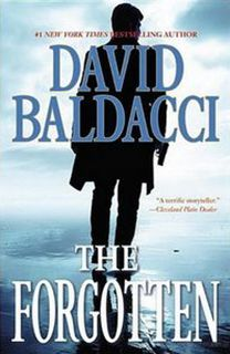 The Forgotten (John Puller 02) by David Baldacci epub mobi