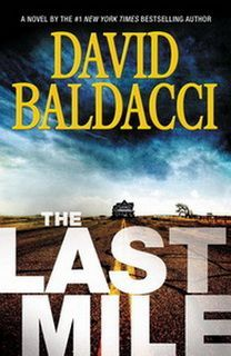 The Last Mile (Amos Decker 02) by David Baldacci