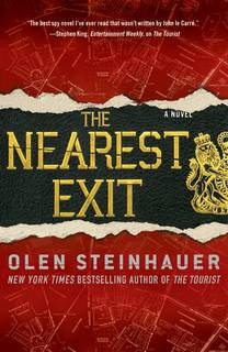 The Nearest Exit (Milo Weaver 02) by Olen Steinhauer