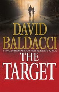The Target (Will Robie 03) by David Baldacci