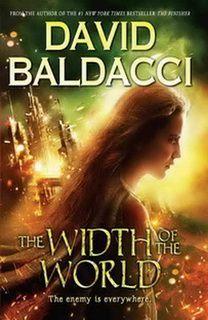 The Width Of The World (Vega Jane 03) by David Baldacci