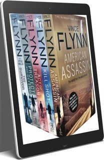 Vince Flynn Mitch Rapp  Series 20 eBook Boxed Book Set ePub and MOBI Editions