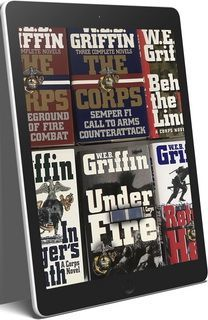 W.E.B. Griffin Series 59 eBook Boxed Book Set ePub and MOBI Editions