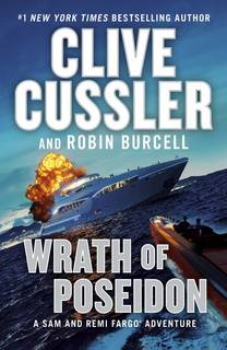 Wrath of Poseidon (Fargo Adventure 12) by Clive Cussler